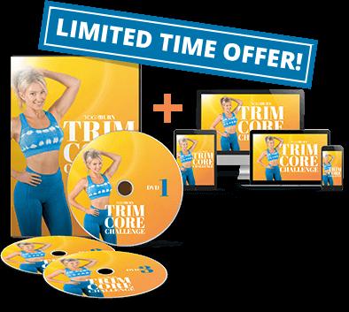 Yoga Burn Trim Core Challenge